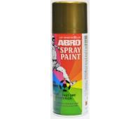 ABRO. Краска бронза (SP-027) спрей 0,4л