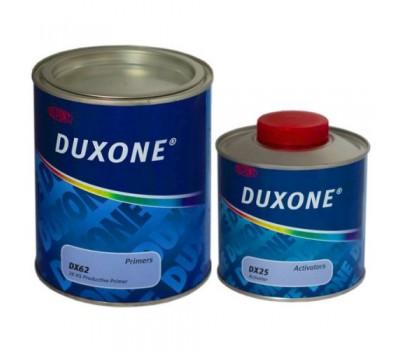 Duxone. DX 62 Экспресс-грунт 2К HS 1л + 0.25 л отвердитель