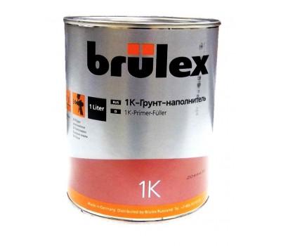Brulex (02049503) 1К Грунт-наполнитель серый, 1кг
