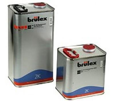 Brulex (928534126) 2К HS Грунт- порозаполнитель чёрный 4:1, 3.5л + отвердитель 1л