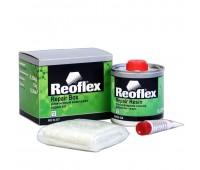 REOFLEX.  Ремонтный комплект ( смола 0,25кг + стекломат 150 гр/1м.кв. + отвердитель )