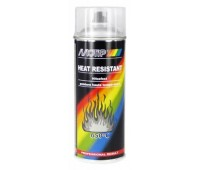 Motip. 4033 Лак термостойкий бесцветный спрей, 400 мл
