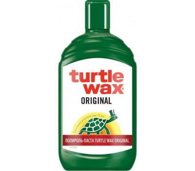 TurtleWax. 53013 Классический восковой автополироль Original Car Wax, 500мл