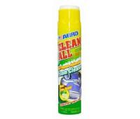 ABRO-Masters. (FC-650) Очиститель универсальный пенный с запахом лайма спрей,  650мл