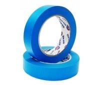 Eurocel. MSK 6265 Маскирующая лента, 80 градусов, 25мм*45м синяя