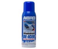 ABRO. Размораживатель стекол (WD-400) спрей, 340г