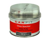CarFit. (2-141-0250) Glass Шпаклёвка полиэфирная со стекловолокном с отвердителем, 0.25 кг