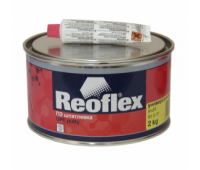 REOFLEX.  Шпатлевка со стекловолокном Glass fiber,  2 кг