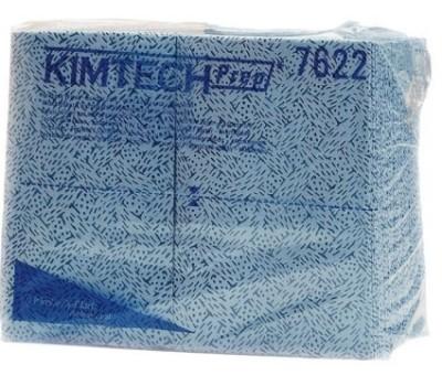 KIMBERLY-KLARK 7622 Салфетка обезжиривающая безворсовая 380х490мм, пачка (35шт)