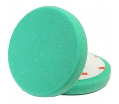 3M. Полировальный круг 50487 зелёный