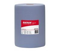 Katrin. Протирочные двухслойные бумажные салфетки 38х38 см, рулон 500шт