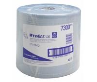 KIMBERLY-KLARK. WypAll салфетки для больших загрязнений 23,5 х 38см, рулон 500шт