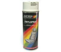 Motip. 4065 Краска для винила и кожи белая, спрей 400мл.