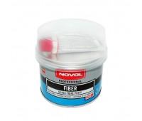 Novol. Шпаклевка полиэфирная со стекловолокном с отвердителем, 0.2 кг