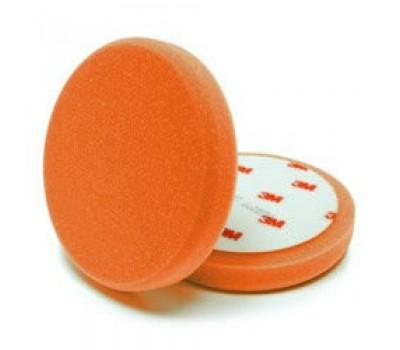 3М 9550 Полировальный круг №2 оранжевый для абразивной пасты, d=150мм
