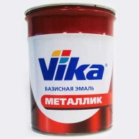 Базисная автоэмаль Vika металлик