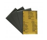 3М. 9545/02048 Водостойкая микроабразивная бумага 230x138 мм, Р1500