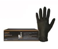 JetaPro. JSN808 Перчатки нитриловые для малярных работ (M), 100 шт.