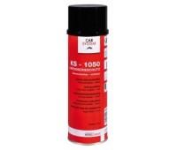 CARSYSTEM. (126023) KS-1050 антигравийное покрытие, спрей 500мл (чёрный)