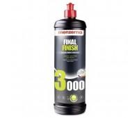 Menzerna. Полировальная доводочная антиголограммная паста Final Finish 3000, 1кг