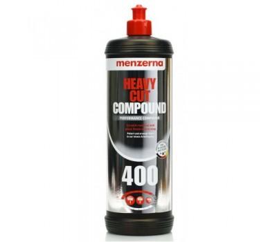 Menzerna. Полировальная унивесальная паста Heavy Cut Compound 400, 1кг