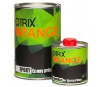 OTRIX. ORANGE EPOXY PRIMER 3+1 эпоксидный грунт + отвердитель 0.75л + 0.25л