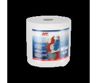 APP. 090413 обтирочный материал двухслойный 244м х 26см (отрывные салфетки)
