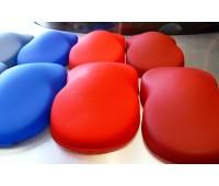 Краска тактильная SOFT-TOUCH, колеровка в цвет RAL classic, 100г +10г (краска+отвердитель)