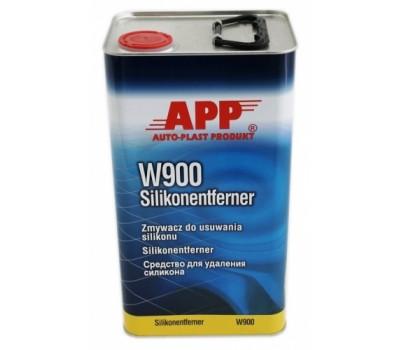 APP. W900 cмывка для силикона (обезжириватель), 5л