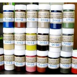 Краски и лаки для кожи и заменителей кожи