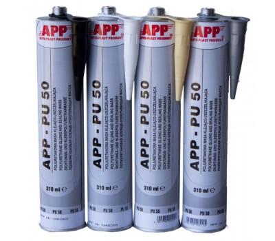APP. 040301 Герметик полиуретановый белый 310мл