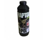 U-POL. RLT/S1 RAPTOR 2K 3:1 Защитное покрытие повыш. прочности КОЛЕРУЕМОЕ и отвердитель, 1л.