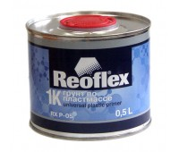REOFLEX. Адгезионный грунт для пластиков прозрачный 0,5л