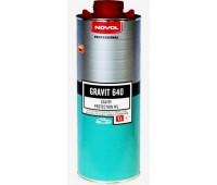 NOVOL. GRAVIT ML 640 Антикор для защиты скрытых полостей кузова, 1л