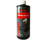 ISISTEM. Полировальная паста Power Gloss №1, 1литр