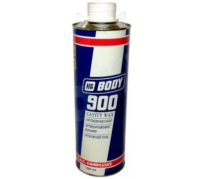 Body 900. Антикор для скрытых полостей, прозрачный 1кг