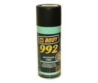 Body 992. Грунт антикоррозийный 1К, чёрный, спрей 400мл