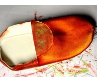 """Краска КЭНДИ """"Цвет Оранжевый"""" для кожи, кожзама, пвх полиуретановая, 100г"""