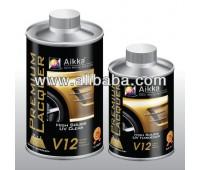 Aikka V 12 SET High Solids UV лак 2:1 литр + 0,5 отвердителя
