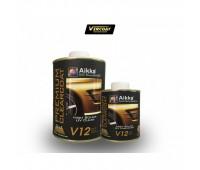 Aikka V 12 SET High Solids UV лак 2:1, 1 литр + 0,5 отвердителя