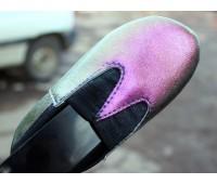 Краска Хамелеон ЗЕФИР для кожи, кожзама, ПВХ полиуретановая, 100г