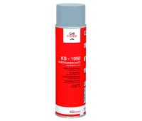 CARSYSTEM. (126022) KS-1050 антигравийное покрытие, спрей 500мл (серый)