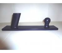 13-40 (5065430) Длинный ультрагибкий шлифок Hookit №2 желтый, 400х70мм