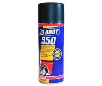 Body 950. Антигравийное покрытие, спрей 400мл (чёрный)