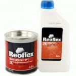 REOFLEX. Грунт кислотный + отвердитель, комплект 800мл+800мл
