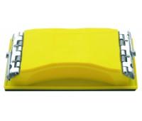 Брусок (07970)/3070010 шлифовальный пластмассовый с зажимами 210х105мм