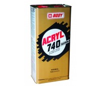 Body 740. Растворитель нормальный для акриловых эмалей, грунтов и лаков__5л.