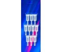 Auarita. Фильтр д/краскопульта с верхним бачком, блистер (уп.10 шт)