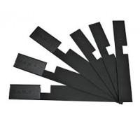 CarFit (7-760-1027) Палочка для размешивания красок черная 27 см (1шт.)
