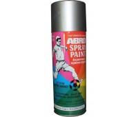 ABRO.SP-555-SIL Краска для тормозных суппортов и барабанов серебрянная, спрей 312 г